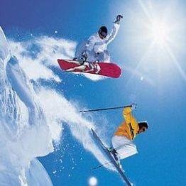За зимни спортове