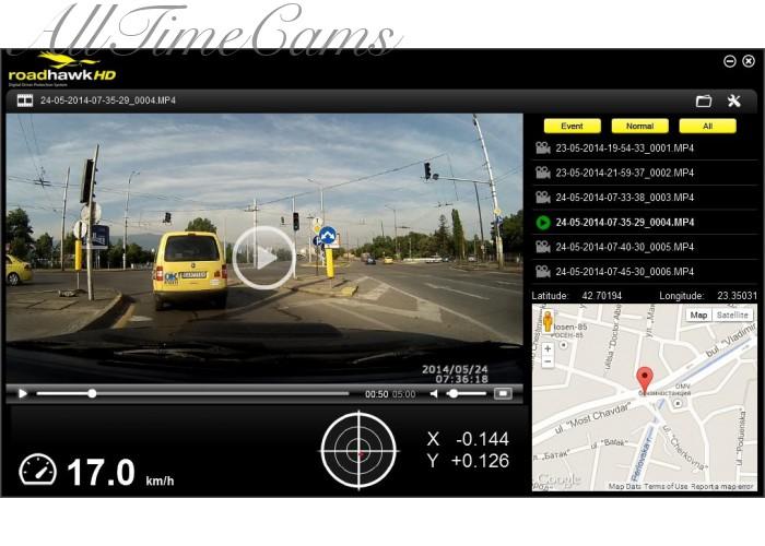 RoadHawk HD Viewer