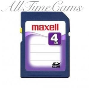 SD карта, Class 6, 4GB