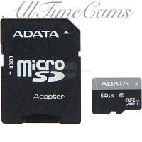 Микро SD карта, Class 10, 64GB