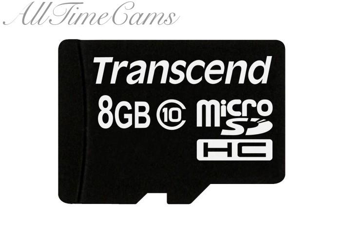 Микро SD карта, Class 10, 8GB